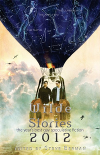 Wilde Stories 2012 cover
